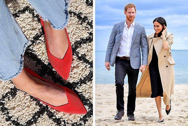 1. Geri dönüştürülebilir plastik şişelerden yapılan ayakkabılar