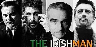 Merakla Beklenen Al Pacino ve Robert De Niro'lı 'The Irishman'den Tanıtım Geldi!