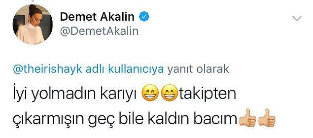 Demet Akalın: