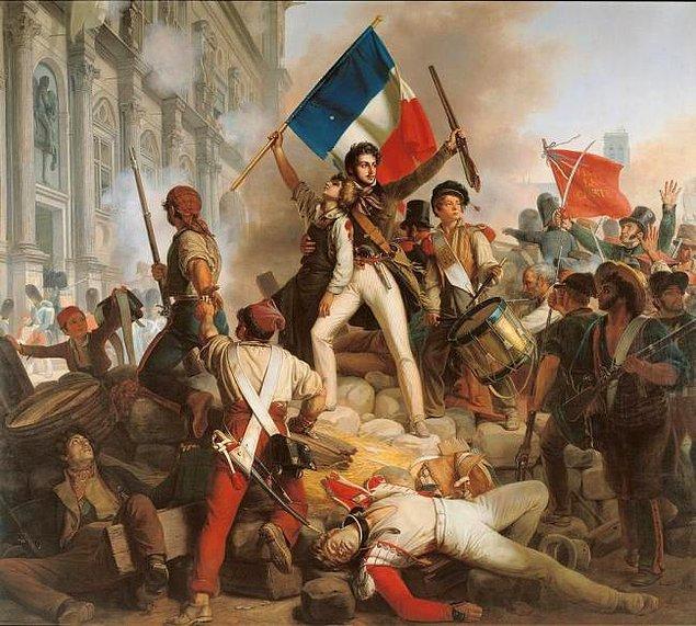 1848: Fransa'da İkinci Cumhuriyet ilan edildi.