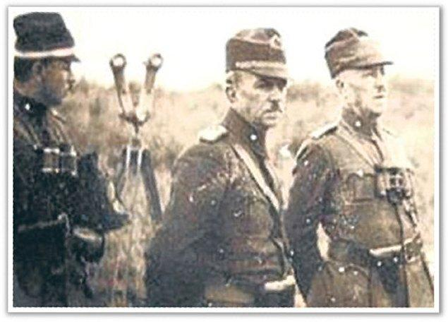 1950: Van'ın Özalp ilçesinde hayvan kaçakçılığı yapan 33 kişiyi sorgulanmadan kurşuna dizdirmek suçundan yargılanan emekli orgeneral Mustafa Muğlalı'nın yargılanması sona erdi.