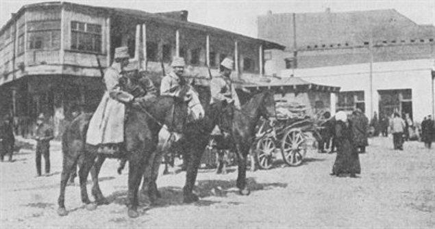 1918: Erzurum'un Aşkale ilçesinin Rus ve Ermeni işgalinden kurtuluşu.