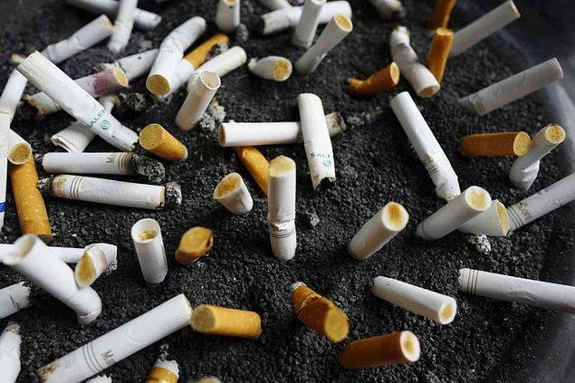 ABD'de her yıl yarım milyon kişi, sigaraya bağlı hastalıklardan hayatını kaybediyor.
