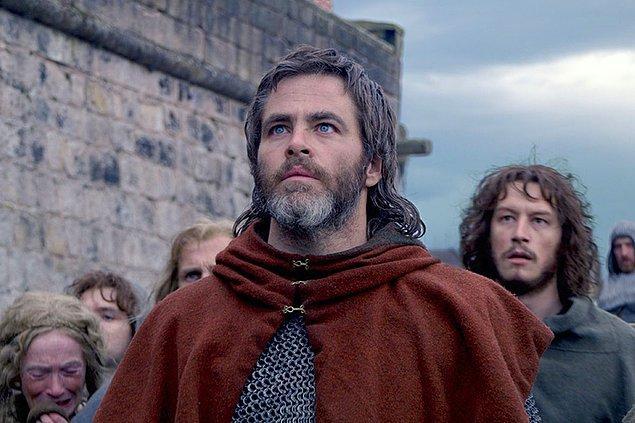 9. Outlaw King, hangi İngiltere kralının Orta Çağ İskoçyası'nı işgali sırasında Robert The Bruce'un verdiği mücadelenin ve fedakârlıklarının hikâyesini anlatır?