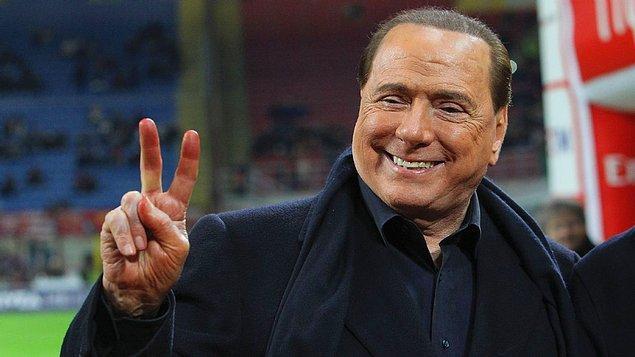 Eski İtalya başbakanı Silvio Berlusconi, yakın dönem siyasi hayatının akılda kalan en önemli isimlerinden biri olmayı başardı.