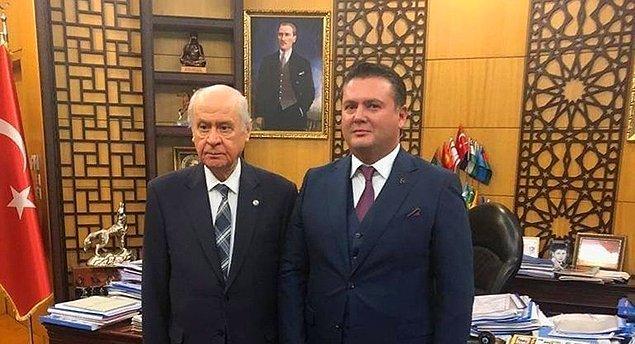 Hapis cezası Buğra Akın'ın adaylığını engelledi