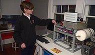 O Esnada Bilimde: 12 Yaşındaki Mucit, eBay'den Aldığı Malzemelerle 'Nükleer Füzyon Reaktörü Geliştirdi'