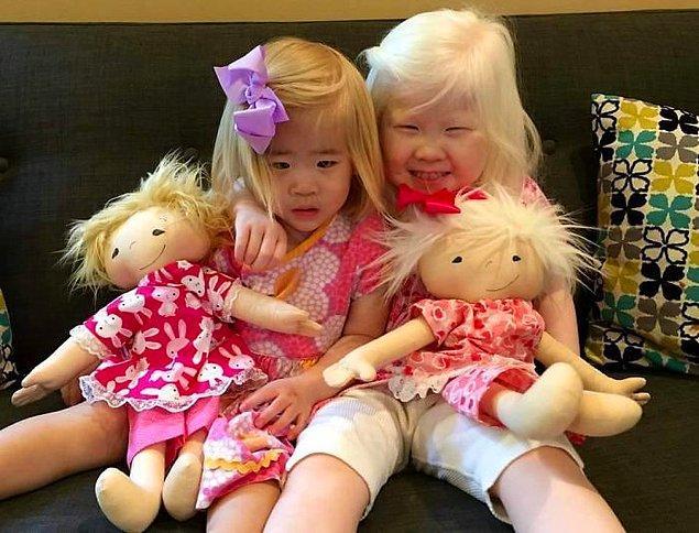 A Doll Like Me, bu zamana kadar dünya genelinde 300 çocuğa oyuncak bebek versiyonlarını ulaştırdı.