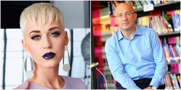 Röportajında esprili bir şekilde yaşadığı bir anıyı aktaran Prof. Dr. Mehmet Toner, dünyaca ünlü şarkıcı Katy Perry'le sohbet etmesine rağmen kendisini tanımadığını ancak selfie çekildiğini anlattı.