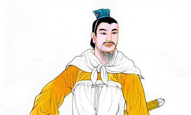 21) Han Xin, MÖ 231-196