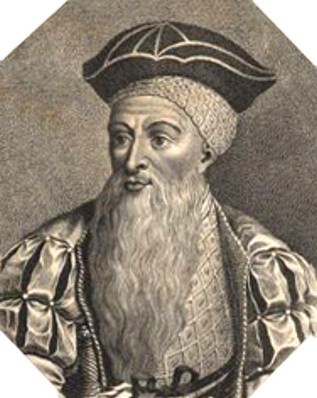 121) Afonso de Albuquerque, 1453-1515