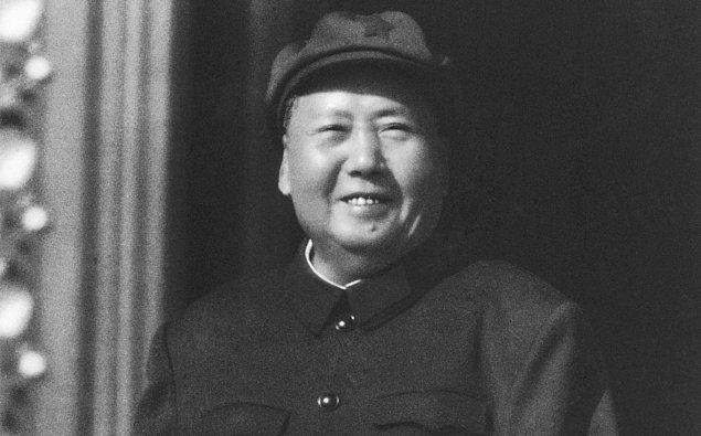 131) Mao Zedong, 1893-1976