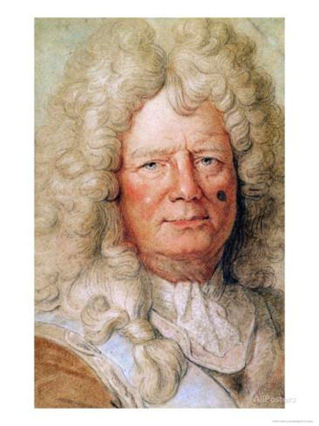 161) Sébastien Le Prestre de Vauban, 1633-1707