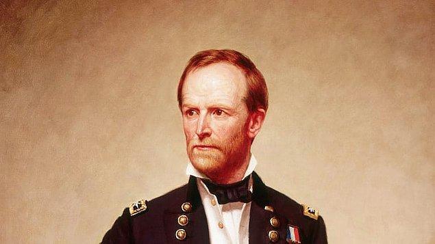 171) William Tecumseh Sherman, 1820-1891