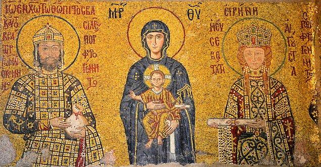 210) I. Aleksios, 1048-1118