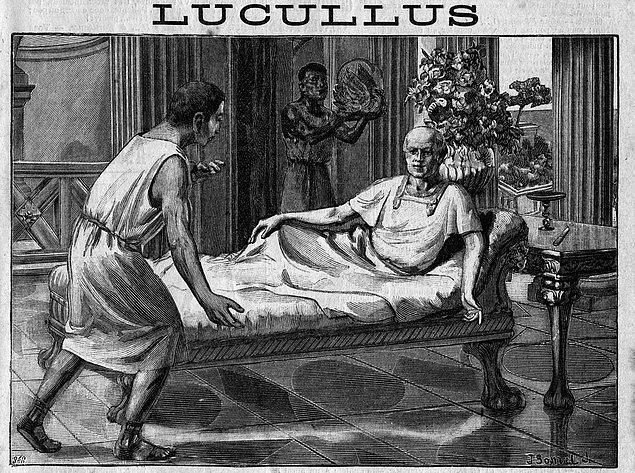 241) Lucius Licinius Lucullus, MÖ 118-56