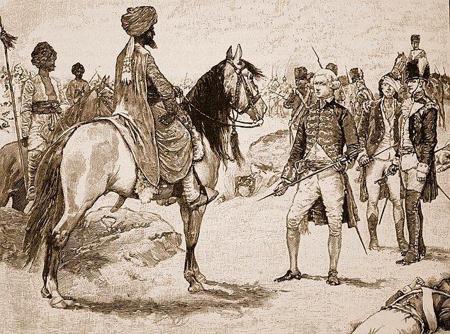 280) Haydar Ali, 1782