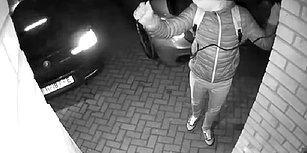 Son Dönemin Popüler Hırsızlık Yöntemiyle Lüks Aracı Saniyeler İçinde Çaldılar!