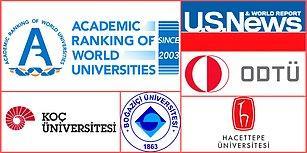 """En İyi Üniversiteler Açıklandı: Türkiye'den 9 Üniversite """"Dünyanın En İyi 500 Üniversitesi"""" Listesine Girdi"""