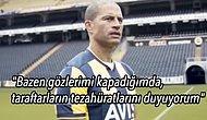 Alex de Souza Belgeseli Yayınlandı: 'Dünyanın Neresinde Olursam Olayım, Fenerbahçe Benimle Birlikte Kalbimde Olacak'