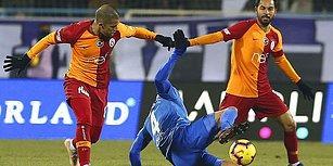 Galatasaray'ın Liderle Arasındaki Puan Farkı 8'e Yükseldi! Erzurumspor Maçının Ardından Yaşananlar ve Tepkiler