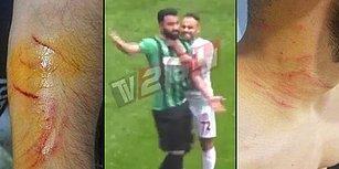 4 Futbolcunun Şikâyeti Üzerine Soruşturma Başlatılmıştı: Amedsporlu Mansur Çalar Adli Kontrol Şartıyla Serbest