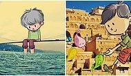 Çizimleriyle Ülkemizi Büyük Bir Çizgi Film Stüdyosuna Çeviren Resul Ertaş'ın Bu Projesini Mutlaka Görmelisiniz!