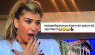 Son Dönemlerde Poposuyla Gündem Olan Şarkıcı Hatice'nin Birbirinden Değişik Instagram Paylaşımları