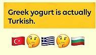 """Bir Facebook Sayfasının """"Yoğurt Türklerindir."""" Paylaşımının Altında Ülkeler Birbirine Girdi!"""