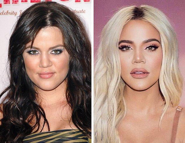 6. Khloe Kardashian
