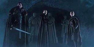 Game of Thrones'un Merakla Beklenen Final Sezonundan İlk Fragman Geldi