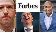 Bezos Yine Zirvede, Zuckerberg'e Neler Oluyor? Forbes 2019 Dünya Milyarderleri Listesini Açıkladı
