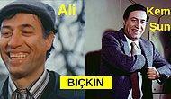 İki Gözümüzün Çiçeği Kemal Sunal'ın 2 Ayrı Karakteri de Oynadığı Filmleri Hatırlayan Var mı?