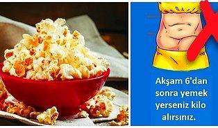 Çatlayana Kadar Yeseniz de Kilo Aldırmayacak Sağlıklı ve Düşük Kalorili 15 Yiyecek