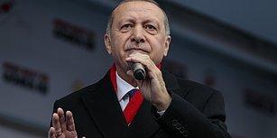 Malatya Mitinginde Erdoğan'dan Gaf: 'Biz Bu Millete Efendi Olmaya Geldik, Hizmetkar Olmaya Değil'