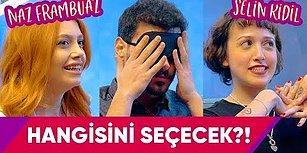 Yanımdaki Yabancı: Naz Frambuaz vs Selin Kidil! Hangisiyle Sevgili Olacak!?