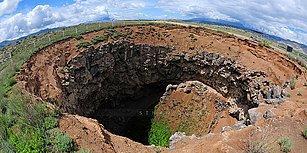 Dünyada İkinci Sırada! Ağrı'nın Doğubayazıt İlçesinde Bulunan Yerküredeki İkinci En Büyük Meteor Çukuru