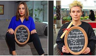 The Sanat'ın Türkiye'nin Başarılı Kadınlarıyla Gerçekleştirdiği 'Kadınlar Gösteriyor' Projesini Mutlaka Görmelisiniz!