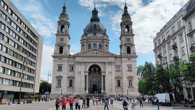 2. Aziz Stefan Bazilikası