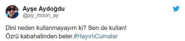 AKP'li Gülpınar, yeni açıklamasıyla bir kez daha sosyal medyanın gündeminde...