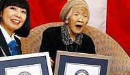 Dünyanın En Yaşlısı Yine Japonya'dan: 116 Yaşındaki Kadın Guinness Rekorlar Kitabına Girdi!