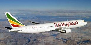 Etiyopya'da 157 Kişiyi Taşıyan Yolcu Uçağı Düştü: Kurtulan Olmadı