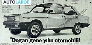 'Doğan' Gene Yılın Otomobili: Murat 131'den Flash'a Eski Türk Otomobil Reklamları