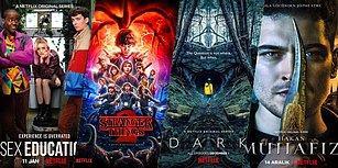 Canı Sıkılanlara Özel Test: İzlemen Gereken 4 Netflix Dizisini Söylüyoruz!