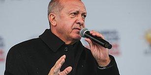 Erdoğan'ın Ekonomi Yorumu, Sosyal Medyanın Gündeminde: 'Eksi Büyüme'