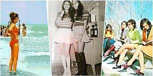 Laik Bir Ülkede Kadın Olmanın Güzelliklerini Gözler Önüne Seren İran'daki Devrim Öncesine Ait 17 Fotoğraf