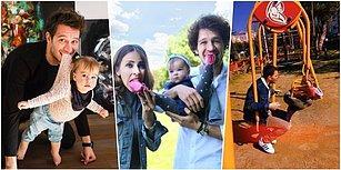 Uraz Kaygılaroğlu'nun Dünyanın En Tatlı Babalarından Biri Olduğunu Kanıtlayan Instagram Paylaşımları 😍