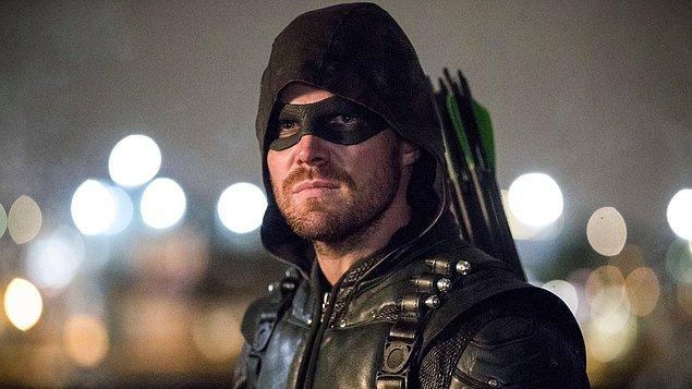 4. Arrow, 8. sezonla birlikte final yapacak.