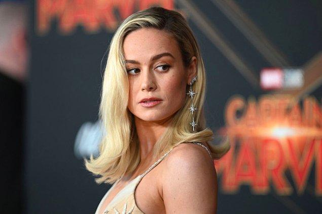 5. Brie Larson, Apple'ın ''CIA'' temalı dizisinin başrolünü ve yapımcılığını üstlenecek.