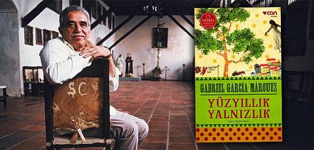 """6. Netflix, Gabriel García Márquez'in """"Yüzyıllık Yalnızlık"""" adlı kitabını diziye uyarlayacak."""